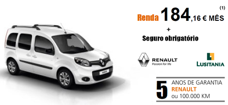 renault kangoo express leasing setor social montepio. Black Bedroom Furniture Sets. Home Design Ideas
