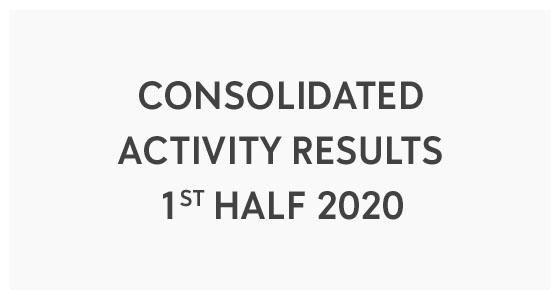 Consolidated Activity Results - 1st Half 2020 (PDF)