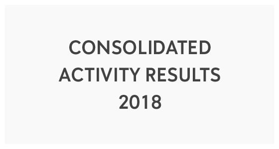 Consolidated Activity Results 2018 (PDF)