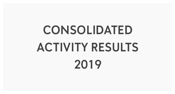 Consolidated Activity Results 2019 (PDF)